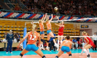 Женская сборная Беларуси по волейболу поспорит за 5-е место на Кубке Ельцина