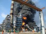 Крупный пожар предотвращен на Мозырском нефтеперерабатывающем заводе