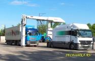 На белорусско-украинской границе установят сканеры
