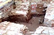 Сенсация в Полоцке: археологи нашли подземную церковь XII века