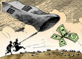Deutsche Welle: Дырявую белорусскую казну латают налогом на «тунеядцев»