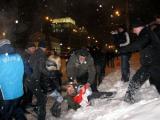 Аресты молодежи в Минске (Обновлено, фото, видео)