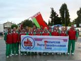 Сборная Беларуси обыграла Азербайджан и Францию на чемпионате Европы по мотоболу