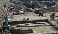 Более ста редких находок обнаружили археологи в Полоцке во время летней экспедиции 2010 года