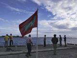 На Мальдивах прошла антиправительственная демонстрация