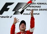 Пилот Ferrari впервые за два года выиграл гонку Формулы-1