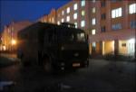 ОМОН охраняет туркменских студентов в Барановичском университете