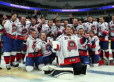«Металлург» вышел на первое место чемпионата Беларуси
