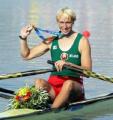 Алена Кривошеенко завоевала золото чемпионата мира по гребле академической в Бресте