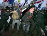 Массовые задержания оппозиционеров в Гомеле