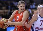 Белоруски вышли в четвертьфинал чемпионата Европы по баскетболу