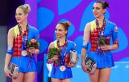 Белорусы завоевали 14 медалей на ЧЕ по спортивной акробатике