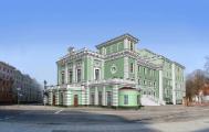 Реконструкция Купаловского театра начнется в сентябре