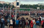 Встреча пяти тысяч жителей Жлобина с местными властями закончилась под крики «Позор!»