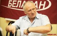 Николай Статкевич: Запад играет в отношении Беларуси в опасную игру