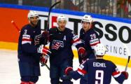 Сборная США стала бронзовым призером ЧМ по хоккею