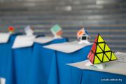В Минске проходит чемпионат по скоростной сборке кубика Рубика