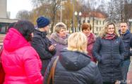 Гродненские предприниматели вышли на площадь