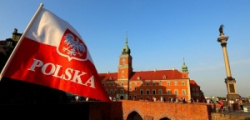Польша запретила белорусским авиакомпаниям летать над своей территорией