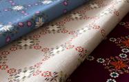 Дизайнер создала мебельные ткани с белорусским орнаментом