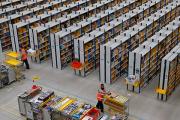 Сотрудники британской компании Amazon пожаловались на тяжелые условия труда