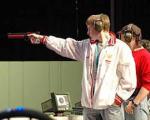 Виктория Чайка завоевала бронзу в стрельбе из пневматического пистолета на чемпионате мира в Германии