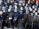 На демонстрации в Алжире пострадали 42 человека