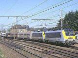 В Бельгии столкнулись два пассажирских поезда