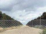 Пенсионер пытался вырыть подкоп под белорусско-польской границей