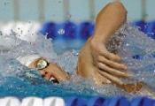 Александра Герасименя вышла в финал чемпионата Европы по плаванию на дистанции 50 м на спине