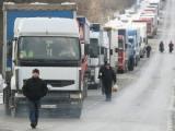 Очереди около 1,5 км образовались на границе Украины и Беларуси