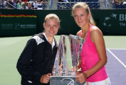 Азаренко стала победительницей парного разряда в Цинциннати