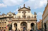 На приуроченном ко Дню Воли богослужении в Праге поддержали борющихся за перемены белорусов
