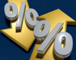 Ставка рефинансирования снижается до 20% годовых