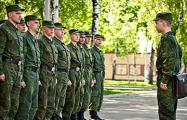 Еще один суицид в Пограничных войсках: в этот раз в Полоцком отряде