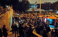 Жители Курасовщины собрались на массовое чаепитие