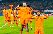 Кто сыграет против Беларуси за сборную Голландии