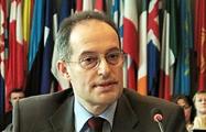 Миклош Харашти приехал в Минск по приглашению ОБСЕ