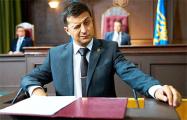 Чем кандидат Зеленский отличается от президента Голобородько?
