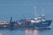 ЕС призвал Россию освободить литовское судно