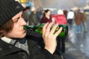 Более 5.000 протоколов за распитие спиртного на вокзалах и в поездах