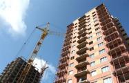 Строительство жилья в за два месяца снизилось на 26%