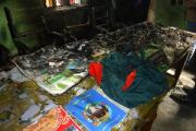 В Бангладеш накануне выборов подожгли 100 избирательных участков