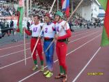 Сборная Беларуси стала бесспорным лидером по итогам двух дней чемпионата мира по пожарно-спасательному спорту