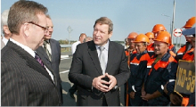 Премьер-министр Беларуси 1 сентября совершит рабочую поездку в Брестскую область