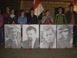 В Амстердаме вспомнили похищенных в Беларуси оппозиционеров (Фото)