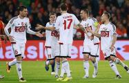 На матче Люксембург - Беларусь присутствуют скауты 15 европейских клубов