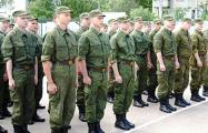 В Беларуси планируют увеличить количество призывников на службу