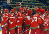 Молодежная сборная Беларуси по хоккею обыграла датчан на турнире памяти Сергея Жолтока в Риге