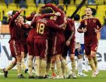 Сборная Беларуси сегодня сыграет с французами на отборочном турнире ЧЕ-2012